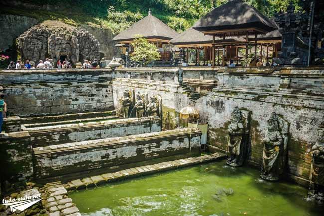 Комплекс Goa Gajah в Убуде