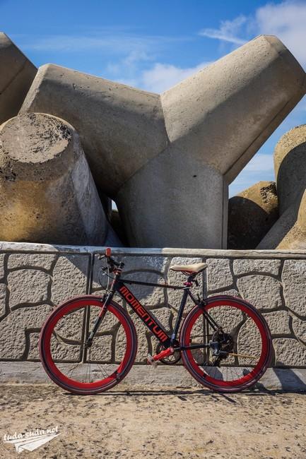 Велосипед набережная