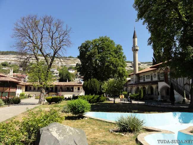 Бахчисарай дворец