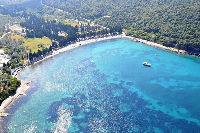 Пляж Валданос Черногория