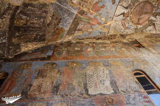 Монастырь Вардзиа