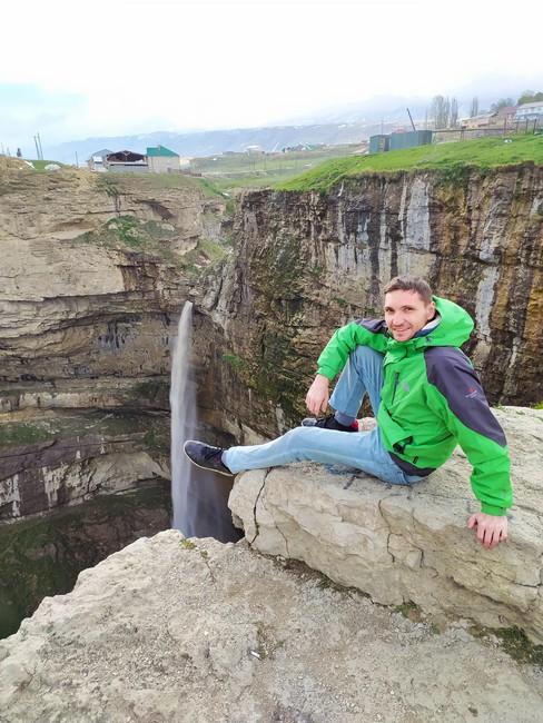 водопад Тобот Дагестан