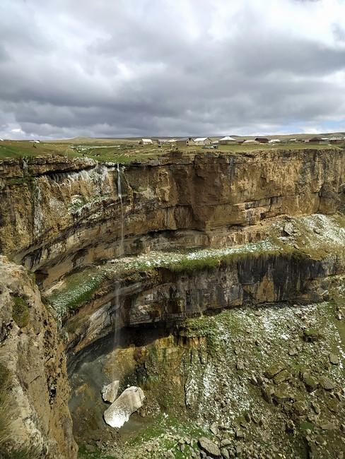 Водопад Итлятляр
