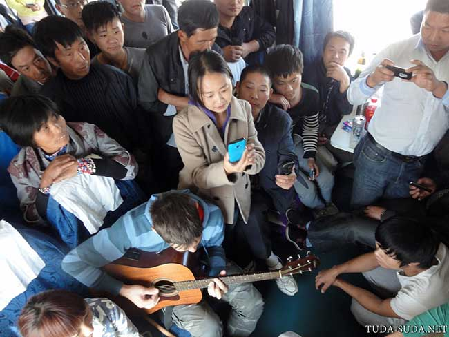 Поезд Сиань-Пекин