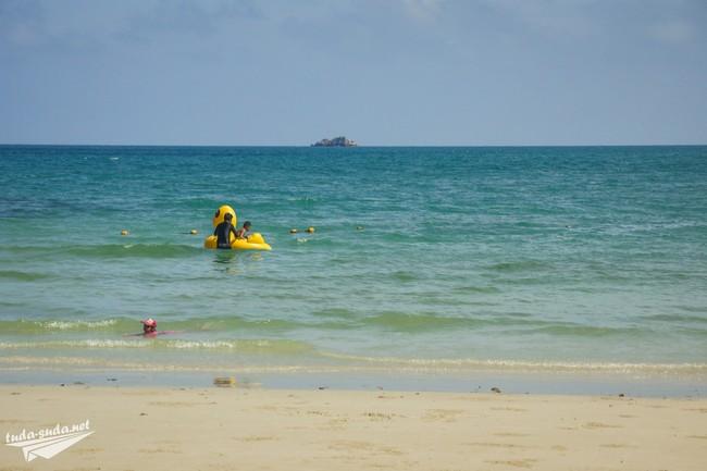 пляж Wong Duean