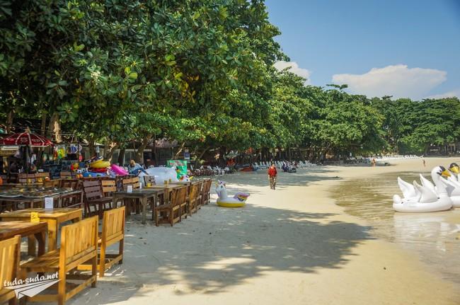 wong duean beach