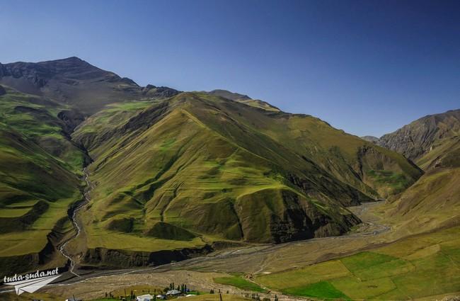 Азербайджан природа фото