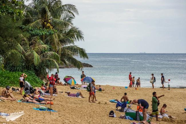 Януй пляж
