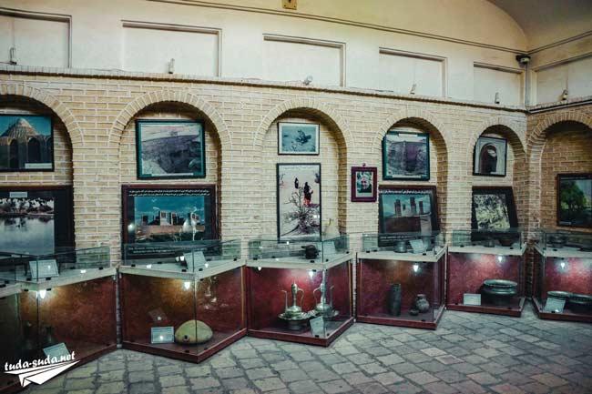 Water Museum Yazd